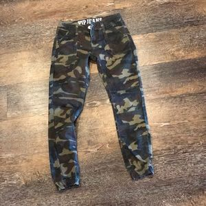 Size 3/4 VIP jeans